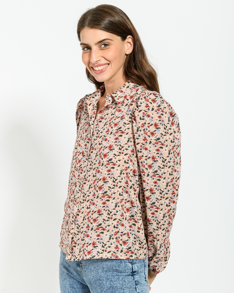 Φλοράλ πουκάμισο (MULTI)