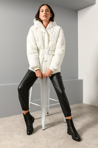 Puffer jacket OFF WHITE S