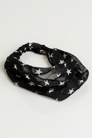 Headband with stars MULTI ONESIZE