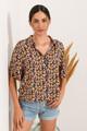 Φλοράλ πουκάμισο M MULTI