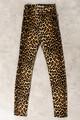 Leopard print trousers MULTI 32