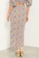 Maxi φλοράλ φούστα XS MULTI