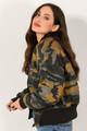 Bomber jacket MULTI L