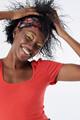Φλοράλ κορδέλα για τα μαλλιά ONESIZE MULTI
